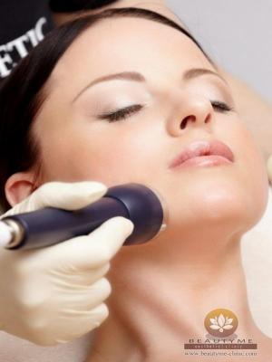 Facial Radio Frequency dan Facial oksigen